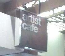 Artist Cafe at the Caesars Windsor.