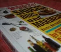 Barbecue Bible companion book Rubs, Marinades and Sauces, Bastes, Butters, and Glazes