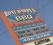 Bone Daddy BBQ on Bay City Road in Midland