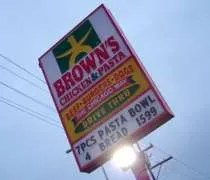 Browns Chicken & Pasta on 111th Street in Oak Lawn, IL