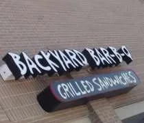 Backyard Bar-B-Q on Jolly Road in Okemos