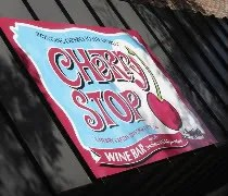 The Cherry Stop in downtown Traverse City