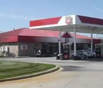 The Dairy Queen inside the Huot Oil gas station in Clifton, IL