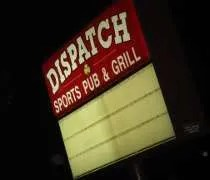 The Dispatch Sports Pub & Grill on Main Street in Lansing.