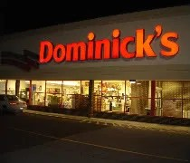 Dominicks Finer Foods on Cicero Ave. in Oak Lawn, IL