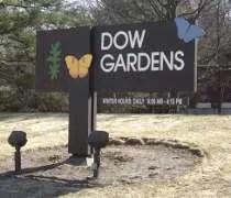 Dow Gardens in Midland