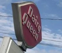 Dairy Queen on South Cedar in Lansing.