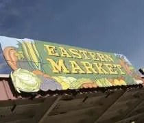 The Eastern Market in Detroit