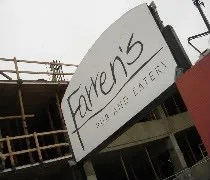 Farrens Pub and Eatery on Randolph St. in Champaign