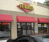 One of two Fatburger locations in Illinois...this one in Orland Park
