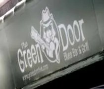 The Green Door Blues Bar & Grill on Michigan Avenue in Lansing.