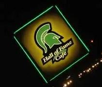 Spartan Hall of Fame Cafe is East Lansing