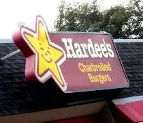 Hardees on Century Boulevard in Rantoul, IL