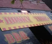 Honky Tonk BBQ in Chicagos Pilsen neighborhood.