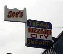 Joe's Gizzard City