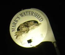 Marks Watershed on the corner of Lake Lansing and Marsh Roads in Haslett.