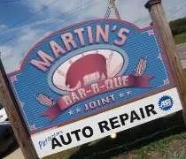 Martins Bar-B-Que in Nolensville, TN
