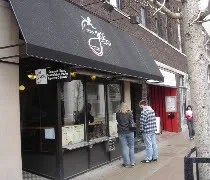 Mia Zas Cafe near the University of Illinois