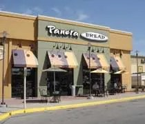 Panera Bread located inside the Lansing Mall on Saginaw Highway in Lansing