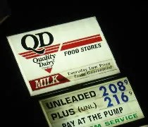 Quality Dairy on Lansing Street in Charlotte