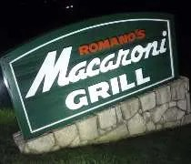 Romanos Macaroni Grill on Hurstbourne Parkway in Louisville, KY