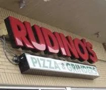 Rudinos Pizza & Grinders on Saginaw Highway in Delta Township