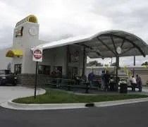 The new Sonic Drive In near I-75 in Birch Run.