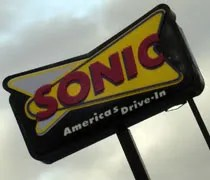 The New Sonic Drive In on Miller Rd. in Flint