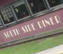 The South Side Soda Shop & Diner on South Main in Goshen, IN