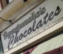 Spagnuolos Chocolate in downtown Owosso.