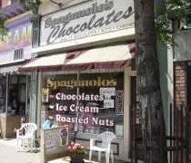 Spagnuolos Chocolate on Main Street in Owosso.