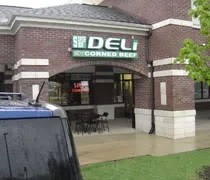 State Side Deli at the corner of Okemos & Jolly Roads in Okemos