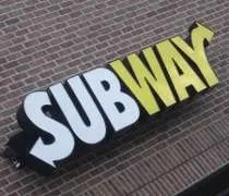 Subway on West Saginaw Highway and Creyts Road in Delta Township