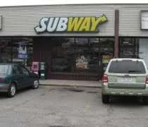 Subway on South Cedar Street at Jolly Road in Lansing.