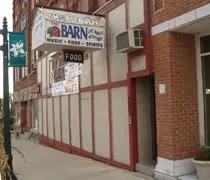 The Barn Tavern on Bridge Street in downtown Grand Ledge