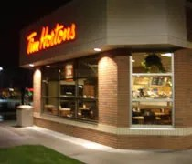 Tim Hortons on Cedar Street in Holt