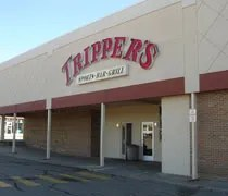 Trippers Sports Bar and Grill in the Frandor Shopping Center