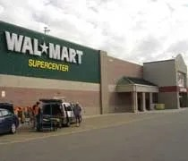 The Walmart Supercenter just off of Business 127 in St. Johns