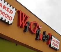 W. G. Grinders on 28th St. in Grand Rapids.