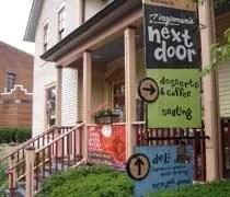 Zingermans Next Door on Detroit St. in Ann Arbor
