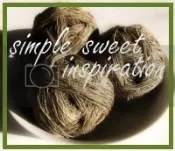 Simple Sweet Inspiration