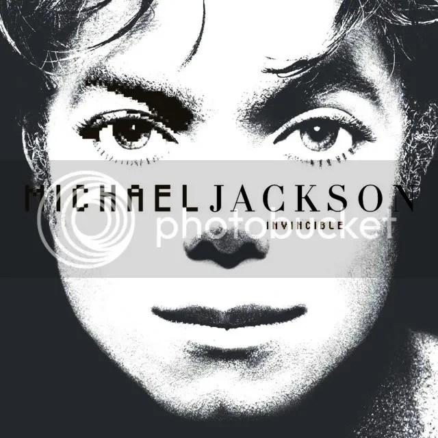 Michael Jackson - Invincible - Front