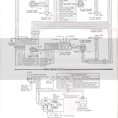 Electric Window Motor Wiring Diagram 2002 Gm Stereo Power Anyone Chevelle Tech