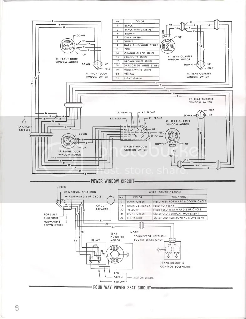 medium resolution of 2009 pontiac gto power seat wiring diagram