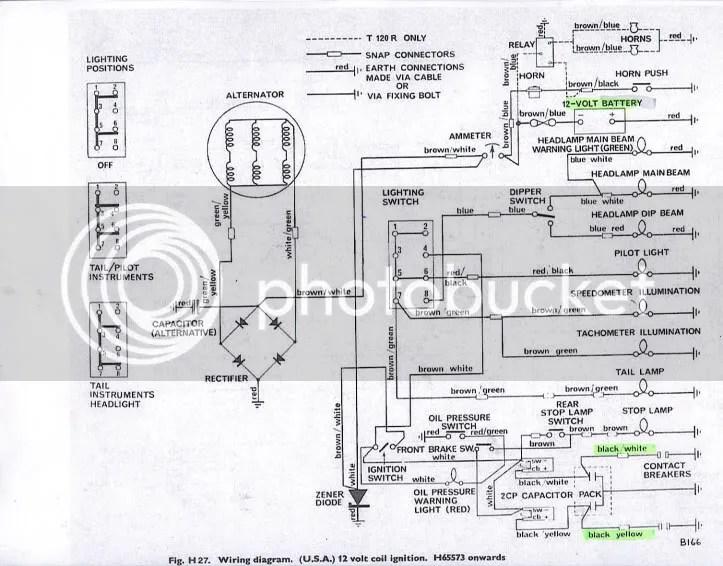 2009 triumph bonneville wiring diagram 2002 kia spectra starter quick basic ? - forum: rat motorcycle forums