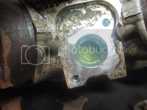 small resolution of  get past the fuel filter i have read other posts of similar issues and if this is a failure of a ford part then i would like to have that discussion
