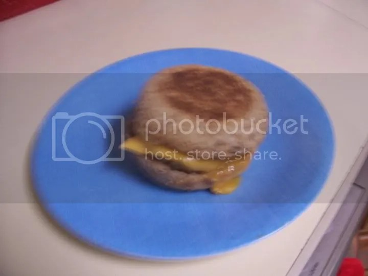 """vegansausage""""cheese""""muffin"""