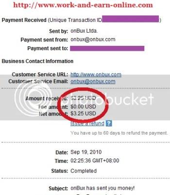 OnBux Payment