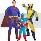 Super Hero Halloween Costumes