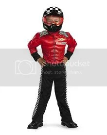 Turbo Racer Toddler Costume